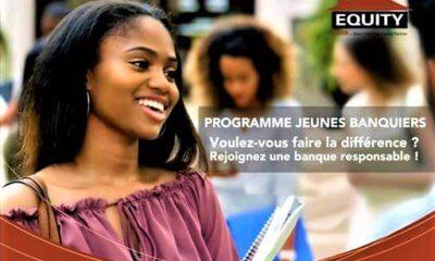 RDC: Equity Bank recrute des jeunes diplômés d'université jusqu'au 13 septembre 2018 25
