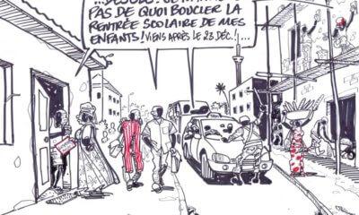 RDC : rentrée scolaire 2018-2019 timide suite aux difficultés financières 22