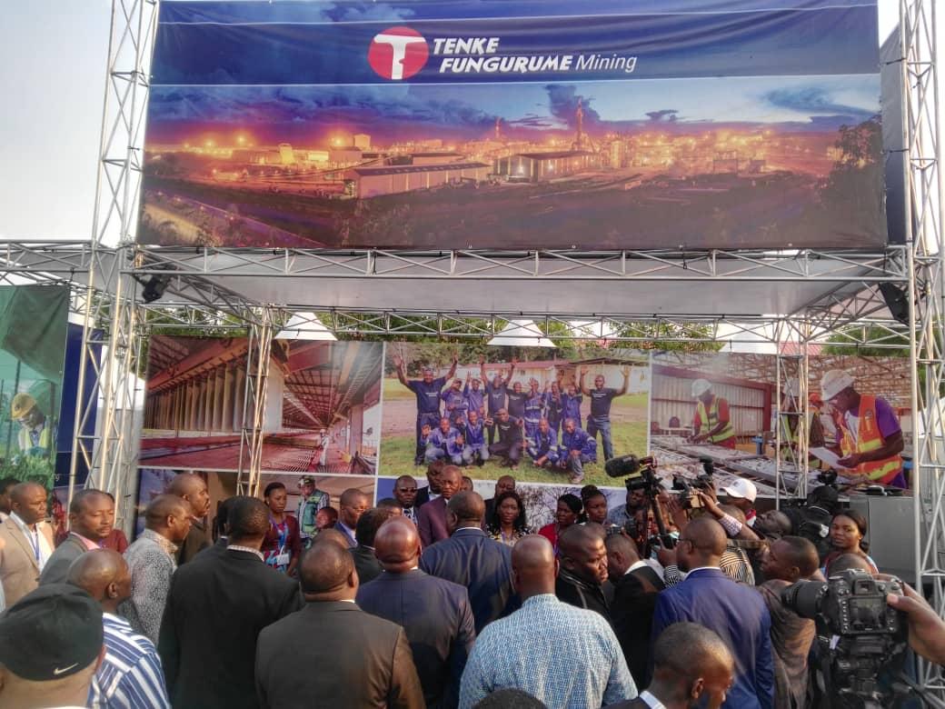 RDC : TFM a versé au trésor public 241 millions USD au deuxième trimestre 2018 1