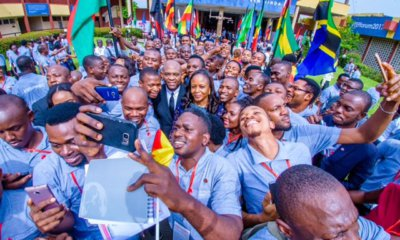 Monde : TEFConnect, la plus grande plateforme numérique pour les entrepreneurs africains 4