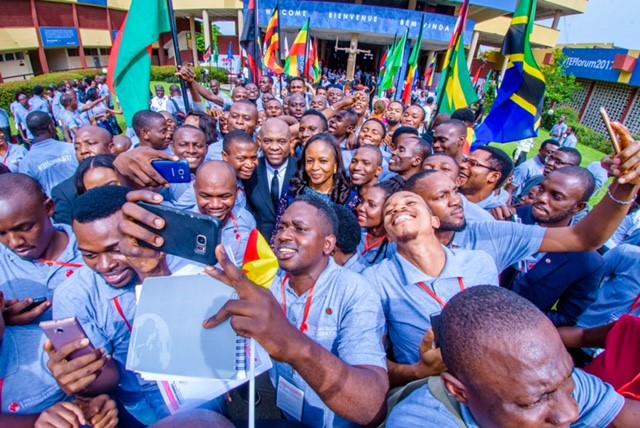 Monde : TEFConnect, la plus grande plateforme numérique pour les entrepreneurs africains 1