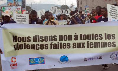 RDC: lutte contre les violences sexistes, la Banque mondiale aligne 100 millions USD 13