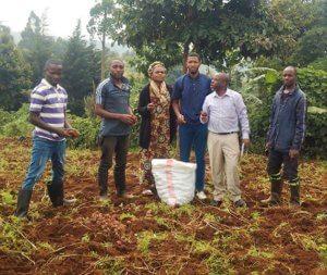 Félicien Zozo : «YULIMA oeuvre pour l'entrepreneuriat agricole des jeunes» 3