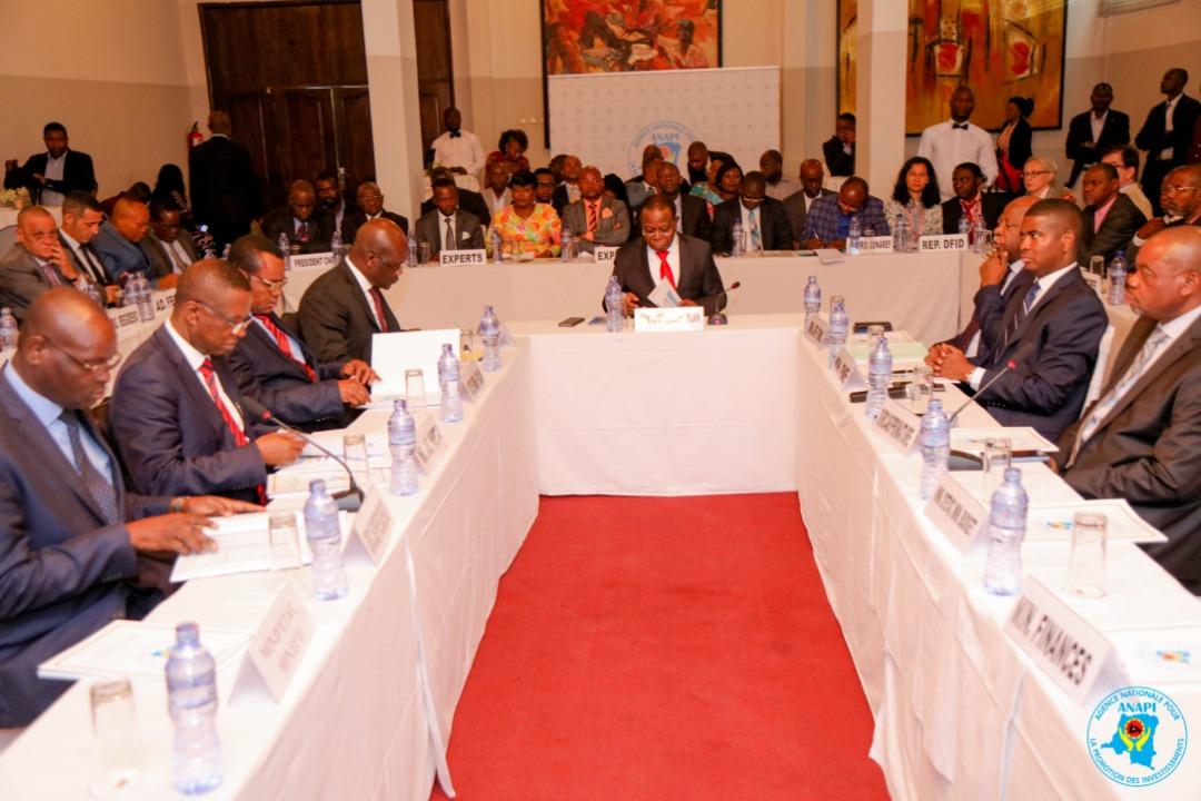 RDC : Doing Business 2020, le Comité de pilotage valide la feuille de route 1