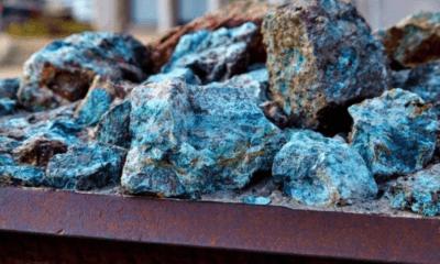 RDC: 52500 tonnes de cobalt exportées au premier semestre 2018 16