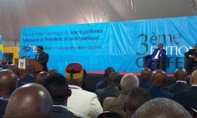 RDC : Joseph Kabila exige l'application effective du nouveau Code minier 12