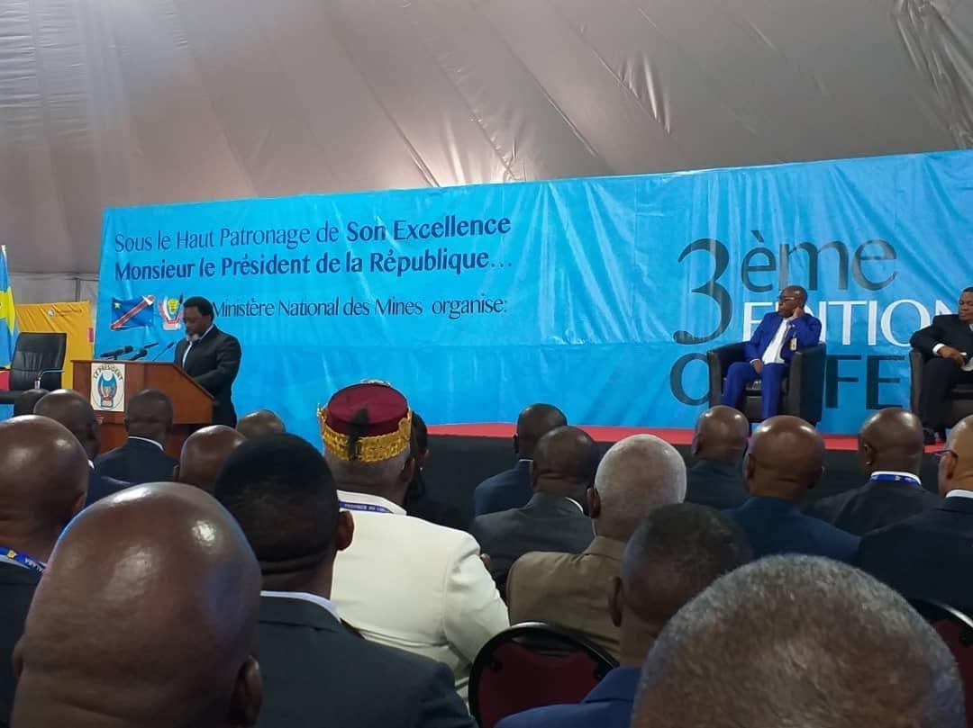 RDC : Joseph Kabila exige l'application effective du nouveau Code minier 1