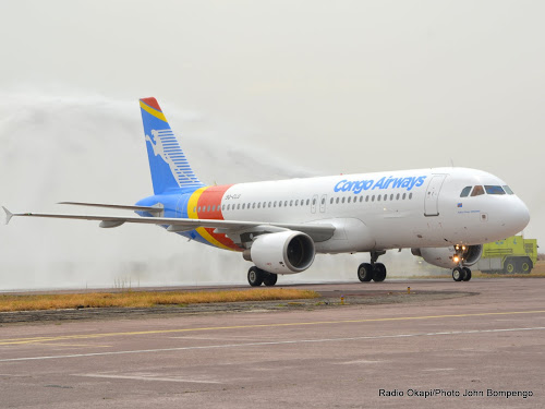 RDC : Congo Airways renforce sa flotte de quatre avions pris en leasing ! 1