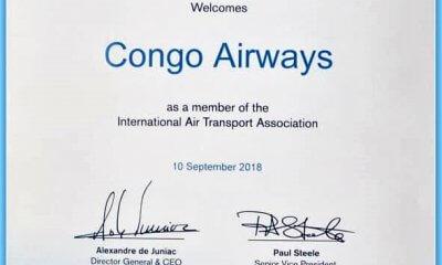 RDC: Congo Airways, trois ans de fierté dans le ciel ! 14