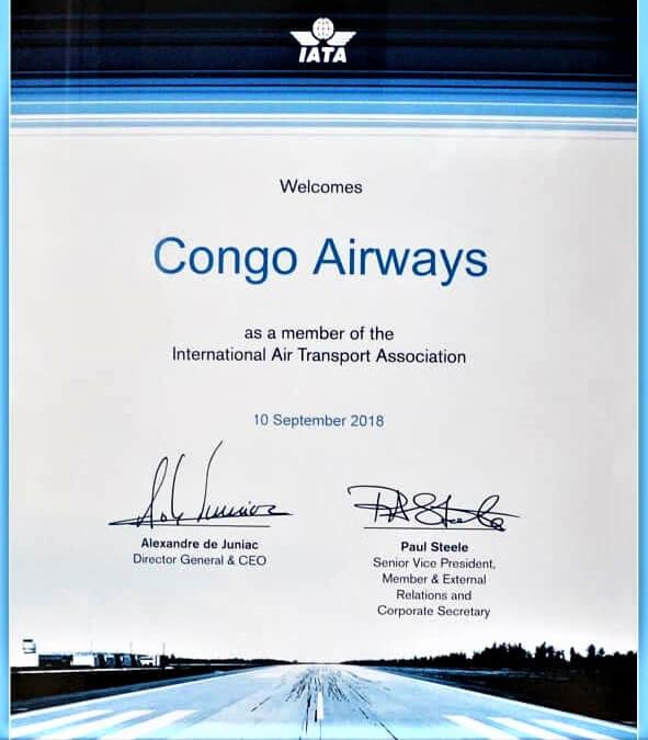 RDC: Congo Airways, trois ans de fierté dans le ciel ! 1