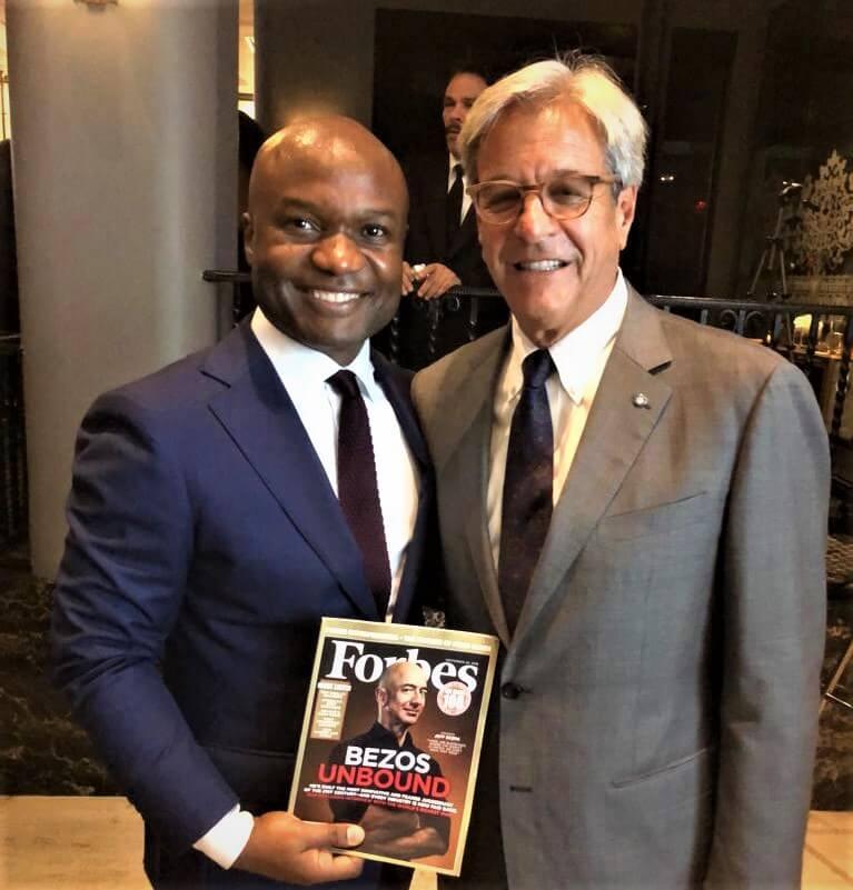 Deo Kasongo : «les entrepreneurs congolais ont leur place dans le business mondial » 1