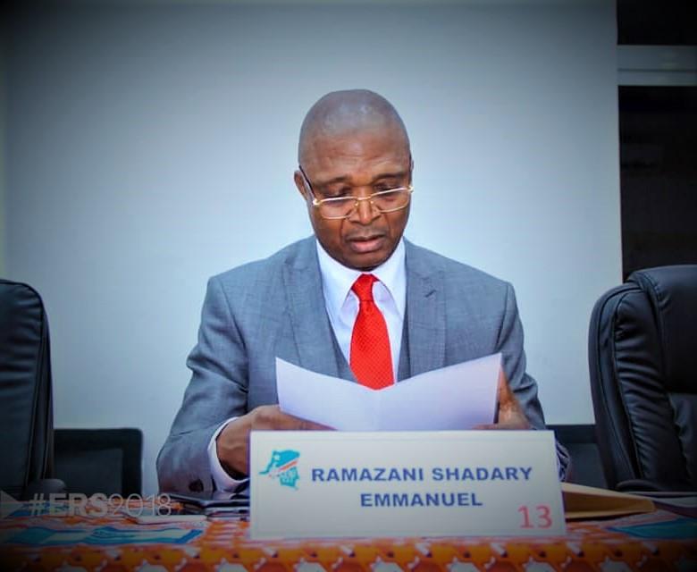 RDC : le FCC valide le programme électoral d'Emmanuel Shadary ! 1