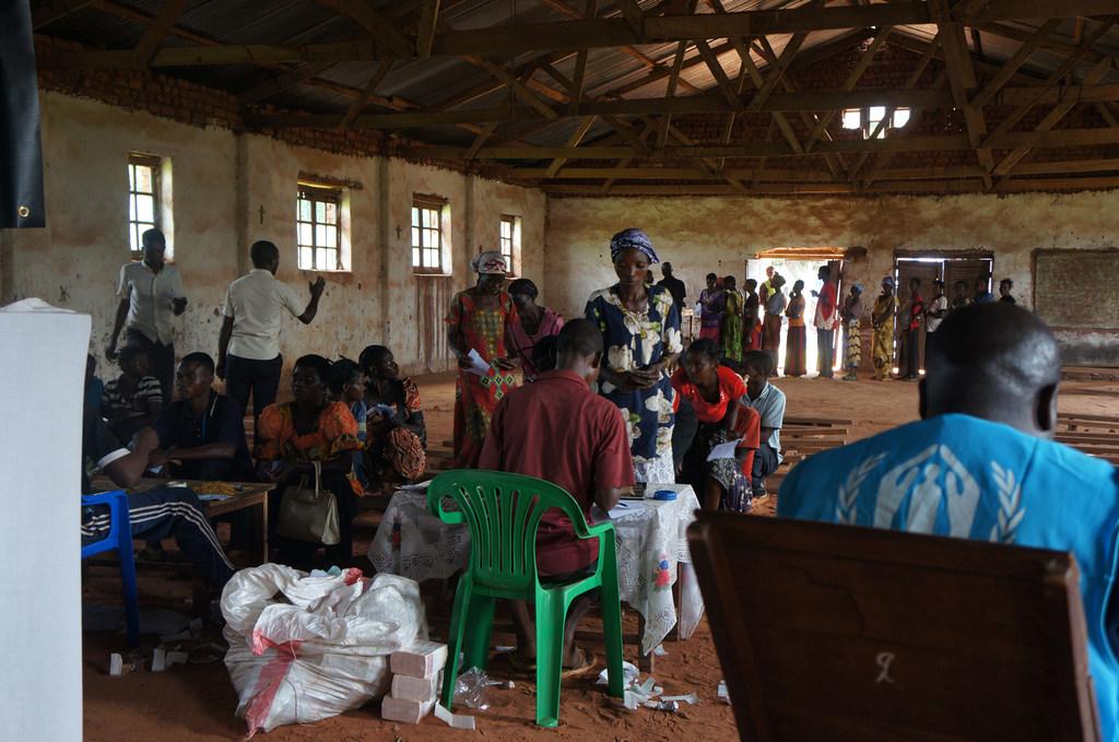 RDC : le HCR aligne trois millions de dollars d'aide monétaire aux déplacés en 2018 1