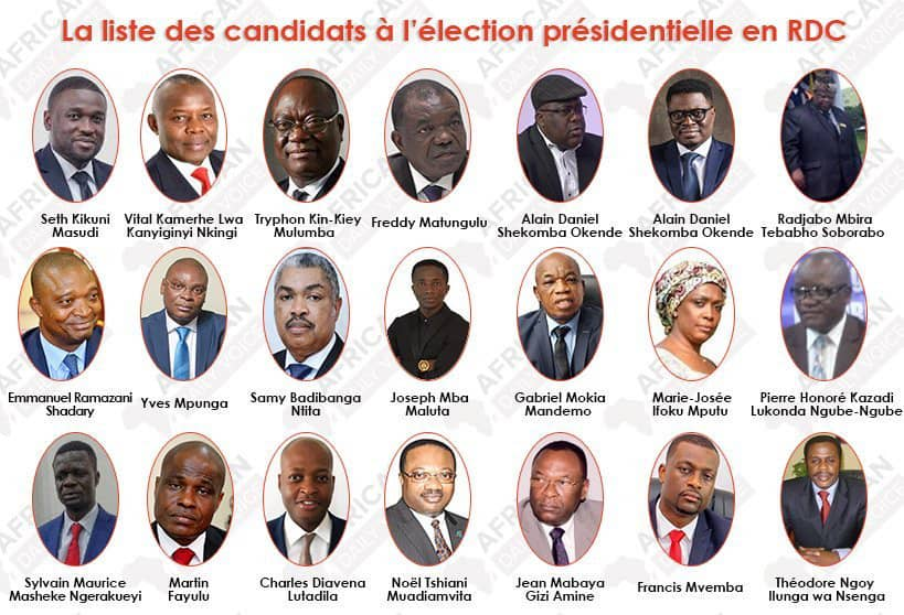 RDC : d'où proviennent vos trésors de campagne ? 1