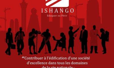 RDC : Ishango, le Think Tank visant la promotion d'une société de connaissances 1