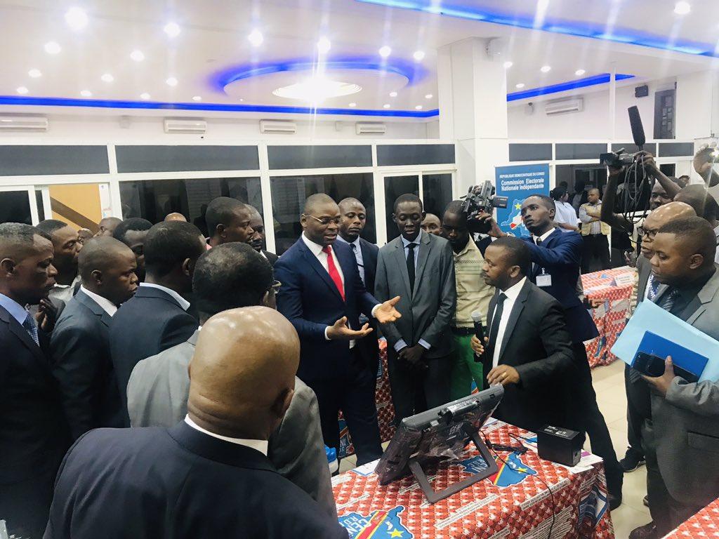 RDC : budget électoral, le taux de décaissement franchi la barre de 70% 1