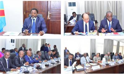 RDC : budget électoral, l'Exécutif s'engage à solder les 122 millions USD ! 12