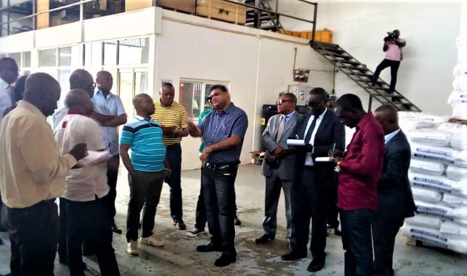 RDC : une délégation ministérielle dans le Haut-Katanga pour juguler la crise du maïs ! 1