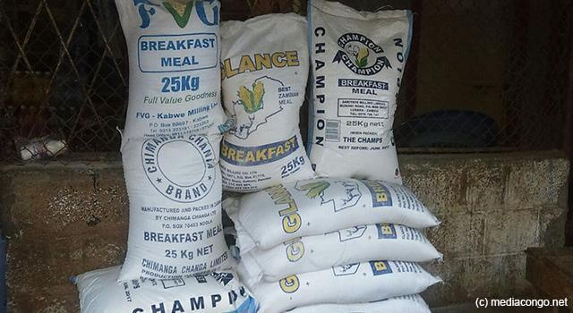 RDC: pénurie du maïs au Katanga, Joseph Kapika rassuré des mesures prises par l'Etat! 1