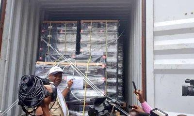 RDC: réception du matériel électoral, Corneille Nangaa dresse un rapport partiel 7