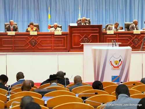 RDC : projet du Budget 2019, les six rubriques des dépenses en chiffres ! 1