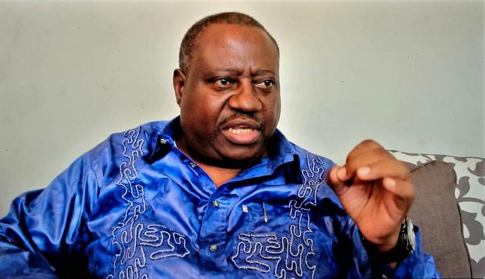 Richard Muyej: «aucun chinois n'est mort lors des incidents de Lwilu» 1