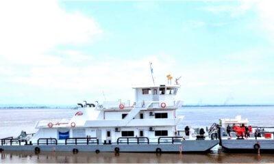 RDC : SEP-Congo enrichit sa flotte pétrolière d'un nouveau pousseur 1