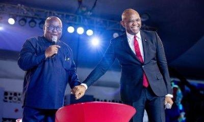 Afrique: Nana Akufo – Tony Elumelu, un dialogue motivateur pour la jeunesse! 5