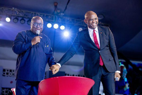Afrique: Nana Akufo – Tony Elumelu, un dialogue motivateur pour la jeunesse! 1