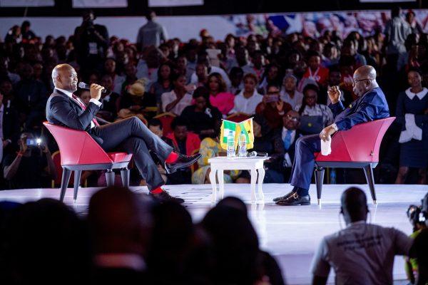 Afrique: Nana Akufo – Tony Elumelu, un dialogue motivateur pour la jeunesse! 2
