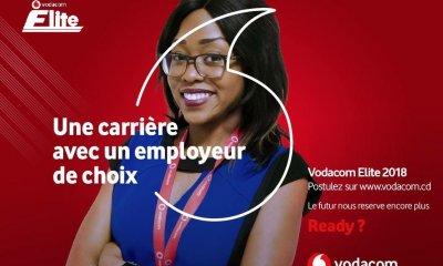 RDC : Vodacom Elite, une opportunité pour les jeunes diplômés ! 25