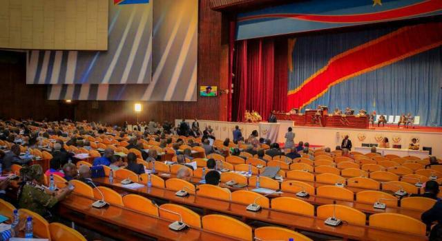 RDC : la configuration de recettes du projet du Budget 2019 ! 1