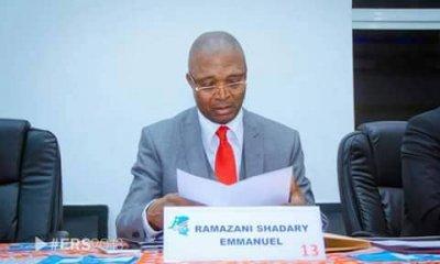 RDC : quels chiffres pour Emmanuel Shadary, le dauphin? 1
