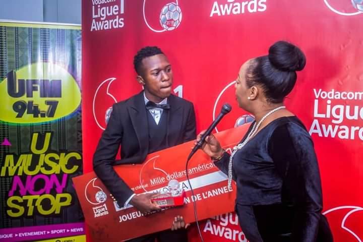 RDC: remise des prix aux meilleurs joueurs de Vodacom Ligue 1 4