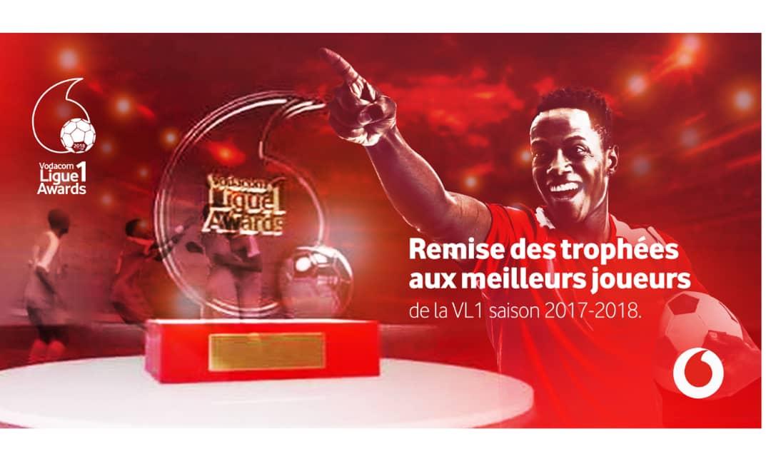 RDC: remise des prix aux meilleurs joueurs de Vodacom Ligue 1 3