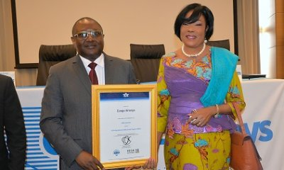 Afrique : Congo Airways primée «compagnie aérienne de l'année» dans la catégorie «progrès» 13