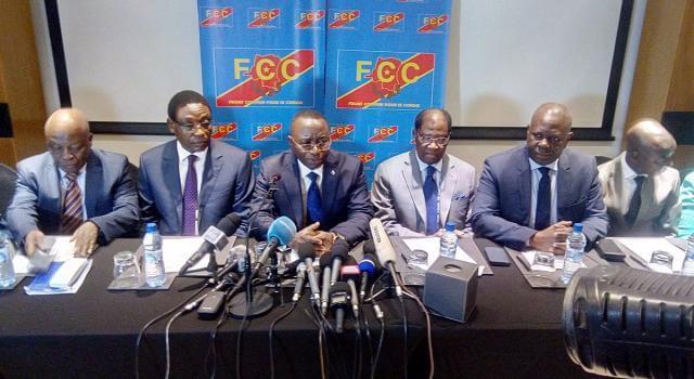 RDC : le FCC publie les listes authentiques de son équipe de campagne ce lundi 5 novembre 1
