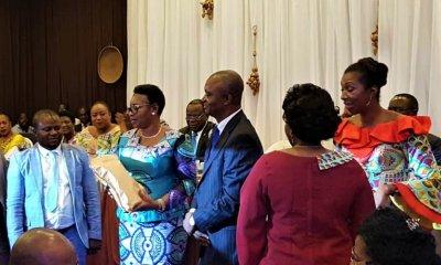 RDC : FCC, des femmes contribuent au fonds de campagne électorale de Shadary 10