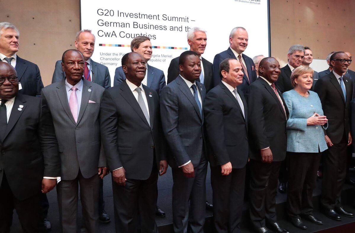 Berlin : un fond d'un milliard d'euros crée pour les PME allemandes et africaines 1