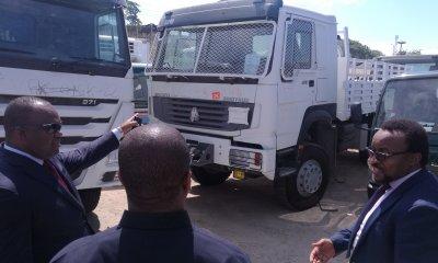 RDC : élections, Nangaa réceptionne 157 camions à Dar Es Salaam 5