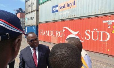 RDC : 27 conteneurs de Machines à voter quittent Dar Es Salaam pour Lubumbashi ! 3