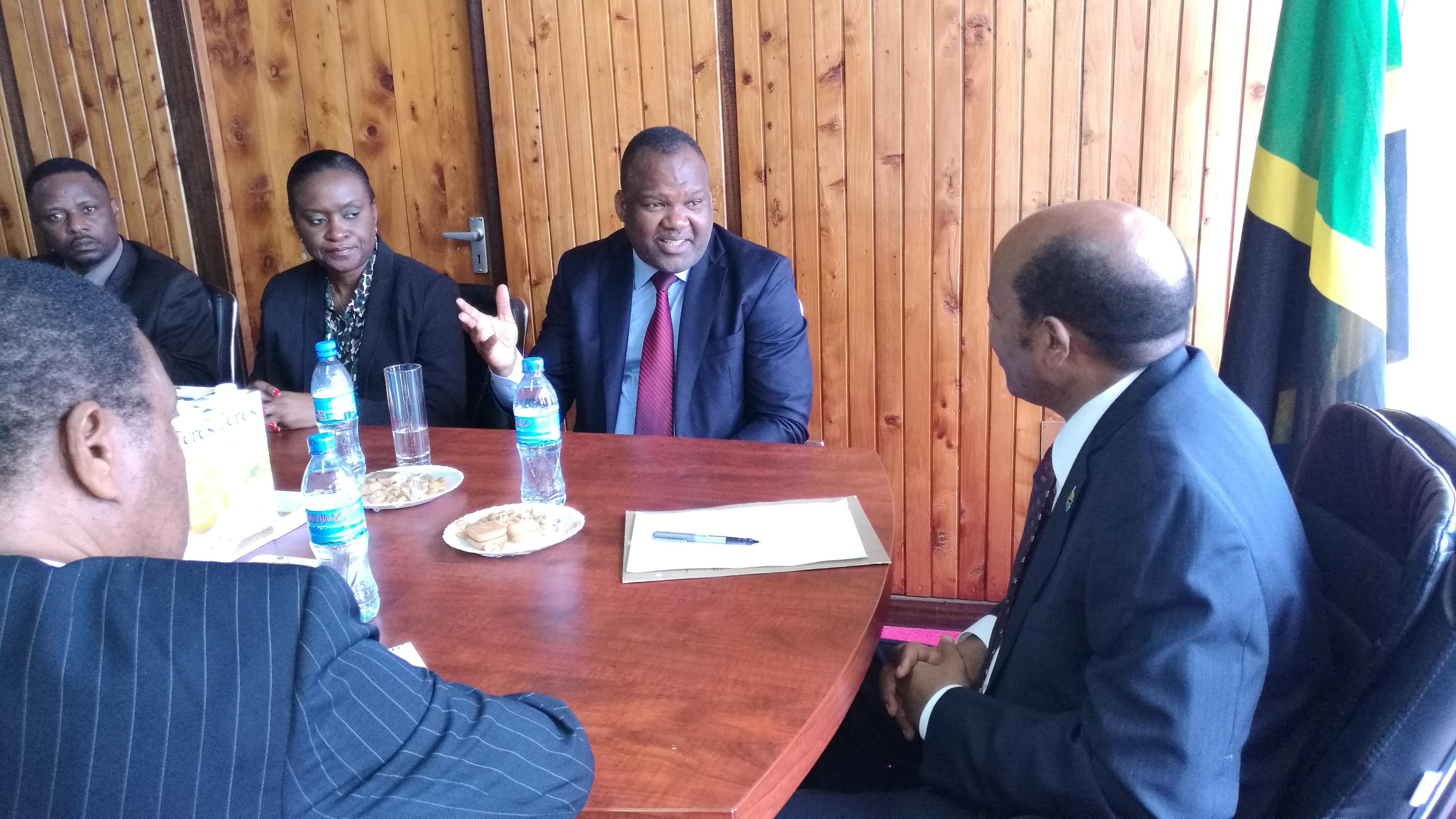 RDC : Nangaa encouragé par son homologue tanzanien Kaijage 2