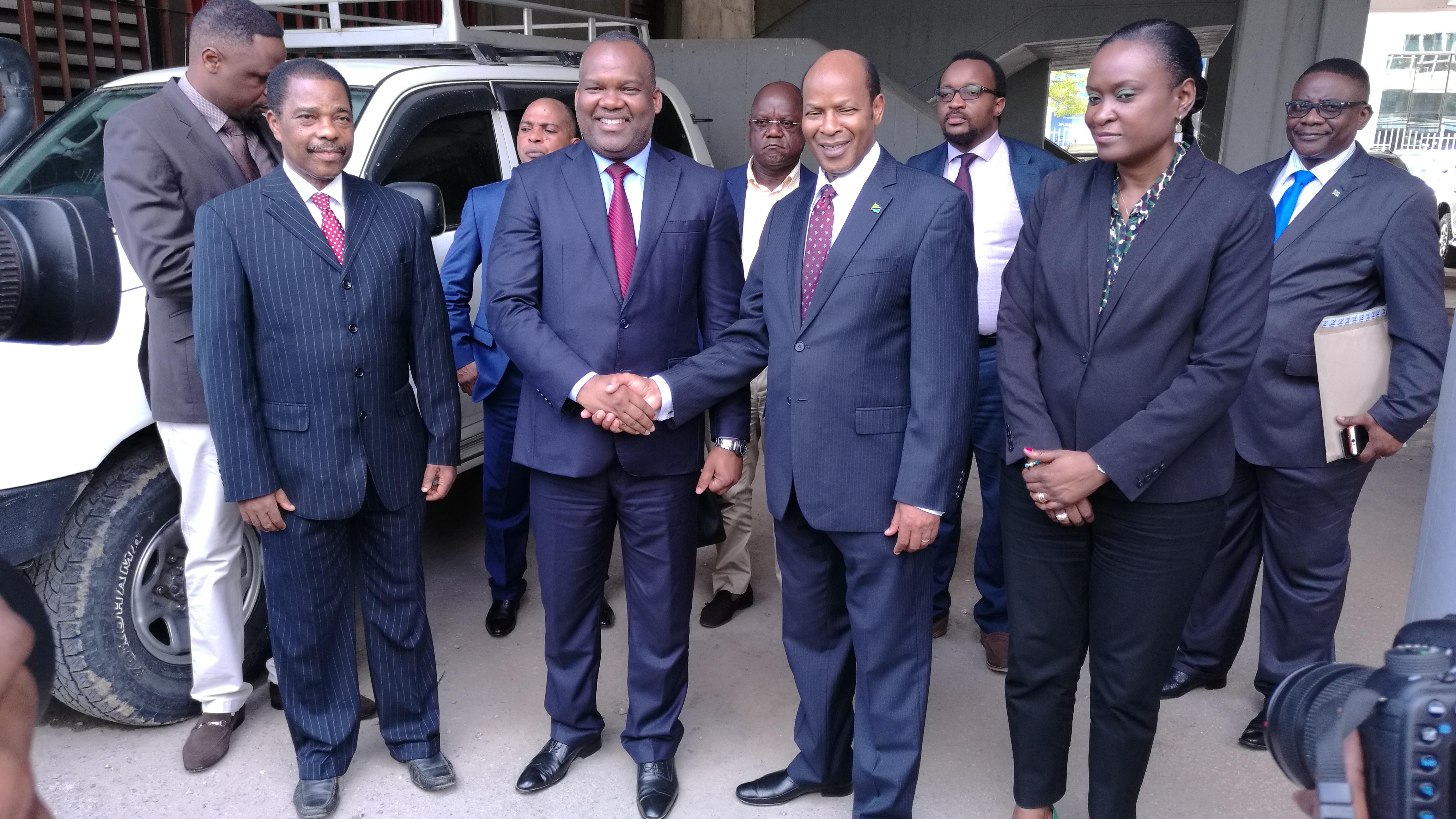 RDC : Nangaa encouragé par son homologue tanzanien Kaijage 1