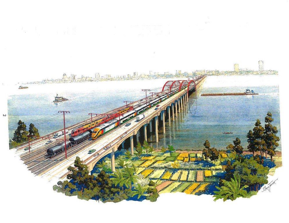 Afrique : pont Kinshasa-Brazzaville, la BAD s'engage à mobiliser 550 millions USD 1
