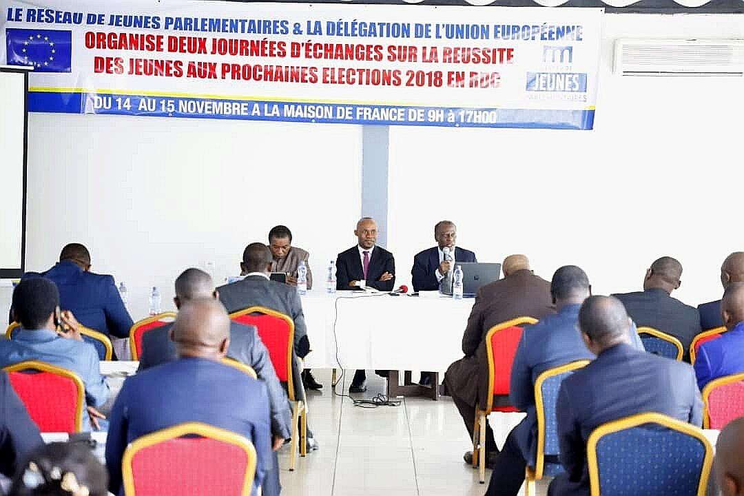 RDC : jeunes députés et candidats échangent sur leur réussite aux élections 2018 1