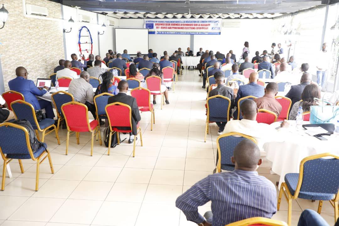 RDC : jeunes députés et candidats échangent sur leur réussite aux élections 2018 2