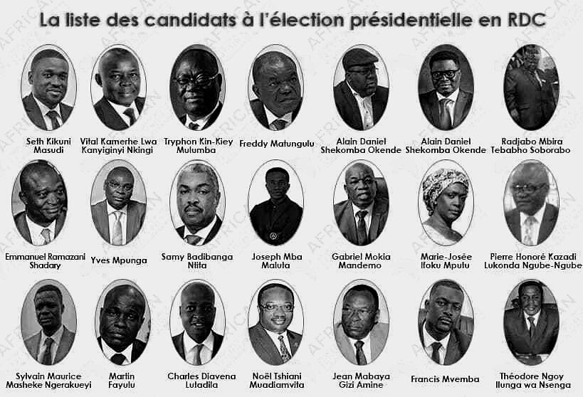 RDC : présidentielle, aucun candidat n'a révélé son trésor de campagne 1