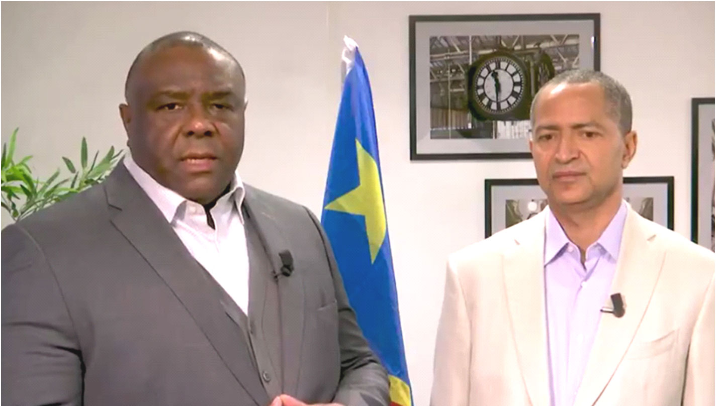 RDC: Bemba et Katumbi appellent à voter pour Fayulu avec les bulletins papier 1