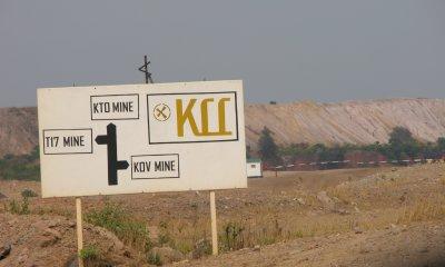 RDC: Glencore soupçonnée de geler la vente de cobalt de KCC pour échapper au fisc 3