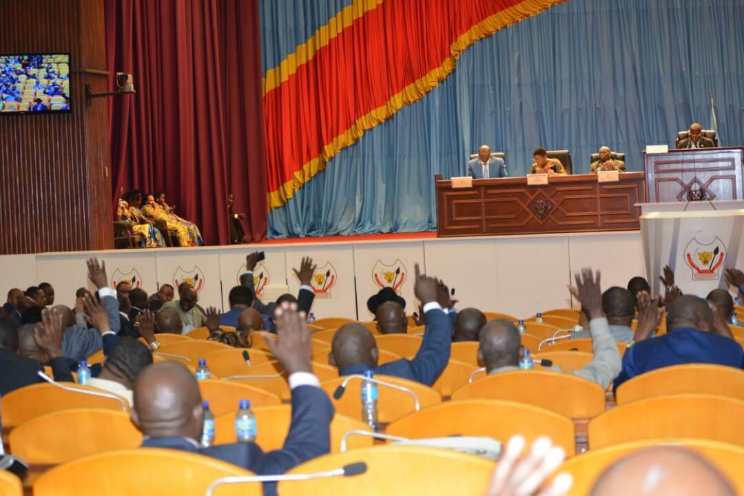 RDC : la loi des finances pour l'exercice 2019 adoptée à l'Assemblée nationale ! 1